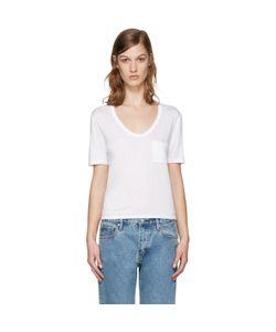 T By Alexander Wang | Jersey Pocket T-Shirt