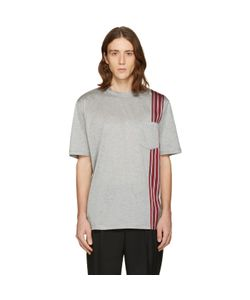 Lanvin | Stripe Ribbon T-Shirt