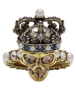 Alexander McQueen | King Skull Ring