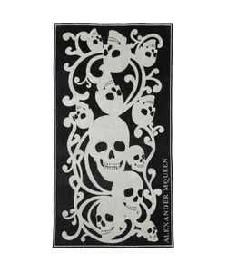 Alexander McQueen | And Skull Towel