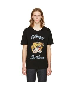 Gucci | Tiger Appliqué T-Shirt