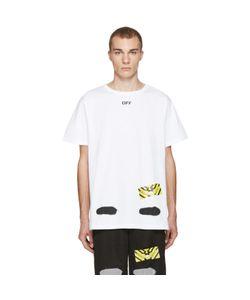 OFF-WHITE | Diagonal Spray T-Shirt