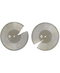 AMBUSH | Sss Record Earrings