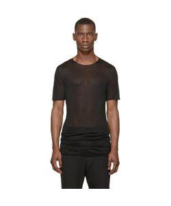 Thamanyah | Sheer Minimal Mist T-Shirt