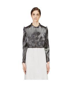 Iris Van Herpen | Cropped Liquid Jacket