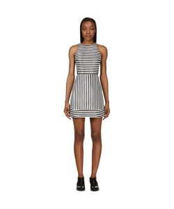 Richard Nicoll | Lurex Stripe Mini Dress