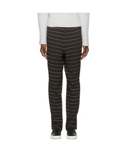Costume National | Printed Trousers