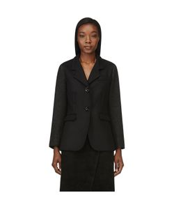 Maiyet | Contrasting Sleeves Blazer