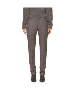 Richard Nicoll | Grosgrain Trim Wool Trousers