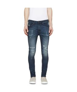 Diesel | Distressed Spencer-Ne Jogg Jeans