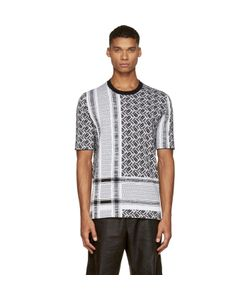 Mcq Alexander Mcqueen | And Knit Razor T-Shirt