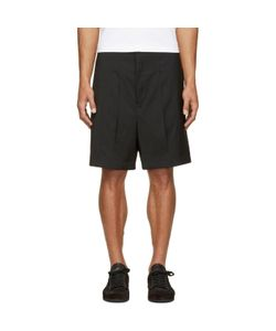 Thamanyah | Vented Panel Shorts