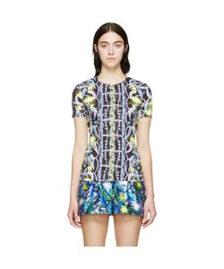 Peter Pilotto   And Patterned Ts Blouse