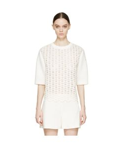 Moncler Gamme Rouge | Nautical Motif Top