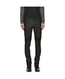 Belstaff | Coated Eastham Biker Jeans