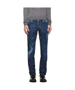 Dsquared2 | Faded And Distressed Jeans