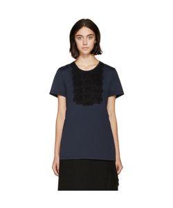 Burberry Prorsum | Lace Appliqué T-Shirt