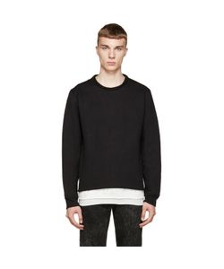 Diet Butcher Slim Skin | Cotton And Leather Sweater