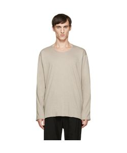 Nude:mm | Nude Mm Long Sleeve T-Shirt