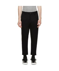 Undecorated Man | Cashmere Blend Trousers
