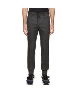 Wooyoungmi | Wool Cuffed Trousers
