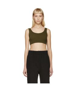 YEEZY SEASON 1 | Ribbed Sports Bra