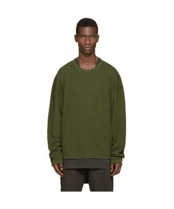 YEEZY SEASON 1 | Waffle Cotton Thermal T-Shirt