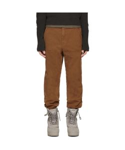 YEEZY SEASON 1 | Twill Worker Jeans