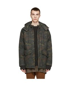 YEEZY SEASON 1 | And Camouflage Coat