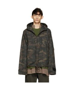 YEEZY SEASON 1 | And Camouflage Jacket