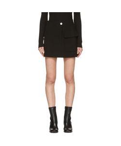 Helmut Lang | Raw Detail Miniskirt