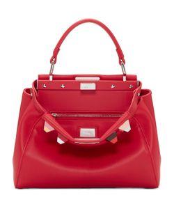 Fendi | Studded Mini Peekaboo Bag