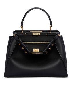 Fendi | Regular Studded Peekaboo Bag