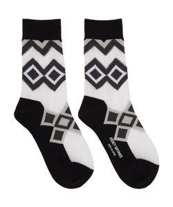 Issey Miyake | Half Sheer Socks