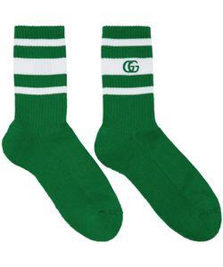 Gucci | And Logo Running Socks