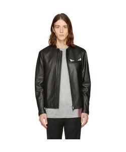 Fendi | Leather Bag Bugs Jacket