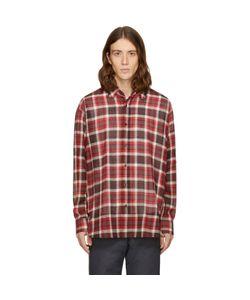FACETASM   Plaid Shirt