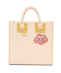 Sophie Hulme | Exclusive Glitter Cloud Square Albion Tote