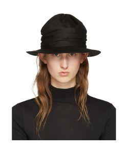 Ys | Twist Drape Hat