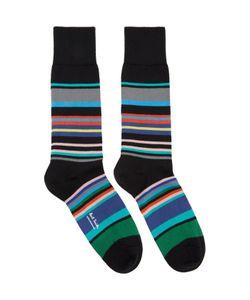 Paul Smith   Spag Stripe Socks