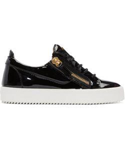Giuseppe Zanotti Design | Giuseppe Zanotti Patent London Sneakers