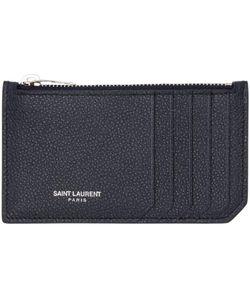 Saint Laurent | 5 Fragments Zip Card Holder