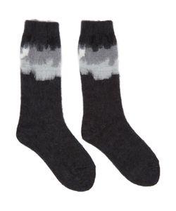 FACETASM   Intarsia Socks