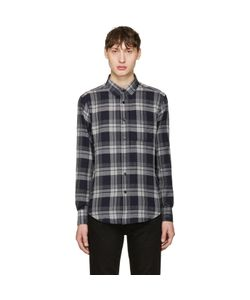 Naked & Famous Denim | Naked And Famous Denim Soft Check Shirt