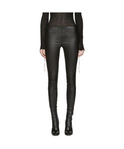 Helmut Lang | Leather Pants