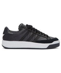 ADIDAS ORIGINALS BY WHITE MOUNTAINEERING | Leather Court Sneakers