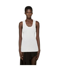 Anthony Vaccarello | Ribbed Tank Top