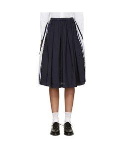 Tricot Comme des Garçons | Side Stripe Skirt