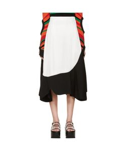 Toga | And Asymmetrical Skirt