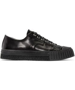 Adieu | Leather Type W.O. Sneakers